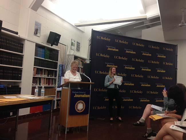 Urban Legend newspaper, website wins big at California Press Women awards ceremony