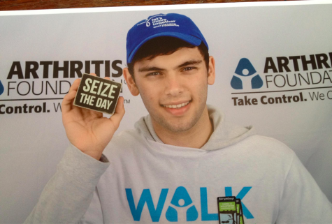 Urban student named Youth Honoree of SF Walk to Cure Arthritis