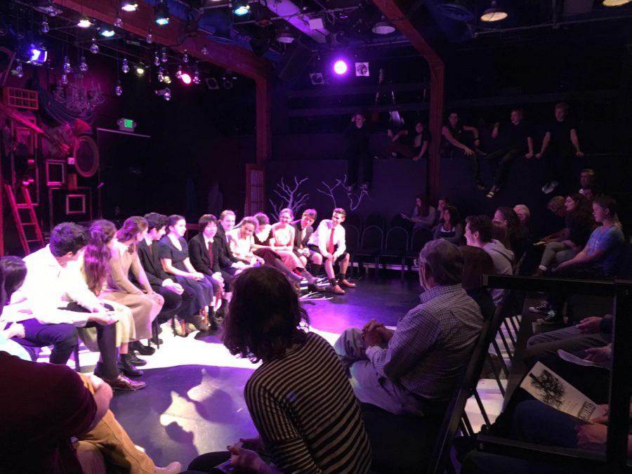 """Spring Awakening"" takes Urban Theatre in new directions"