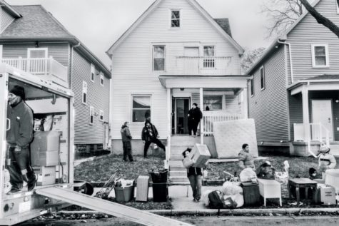 The Eviction epidemic