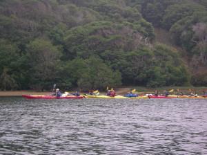 Noah Schlager reflects on Urban School kayaking trip, the wilderness