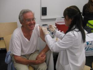 Local Company Develops Needle-Free Vaccines