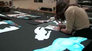 Urban School's Artists prepare for annual Winter Art Show