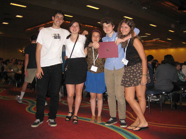 Urban Legend wins honors at National Scholastic Press Association journalism convention