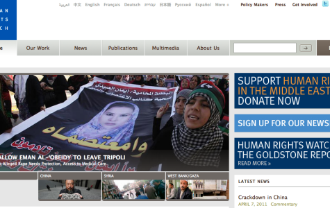 Human rights activist describes being held prisoner in Egypt