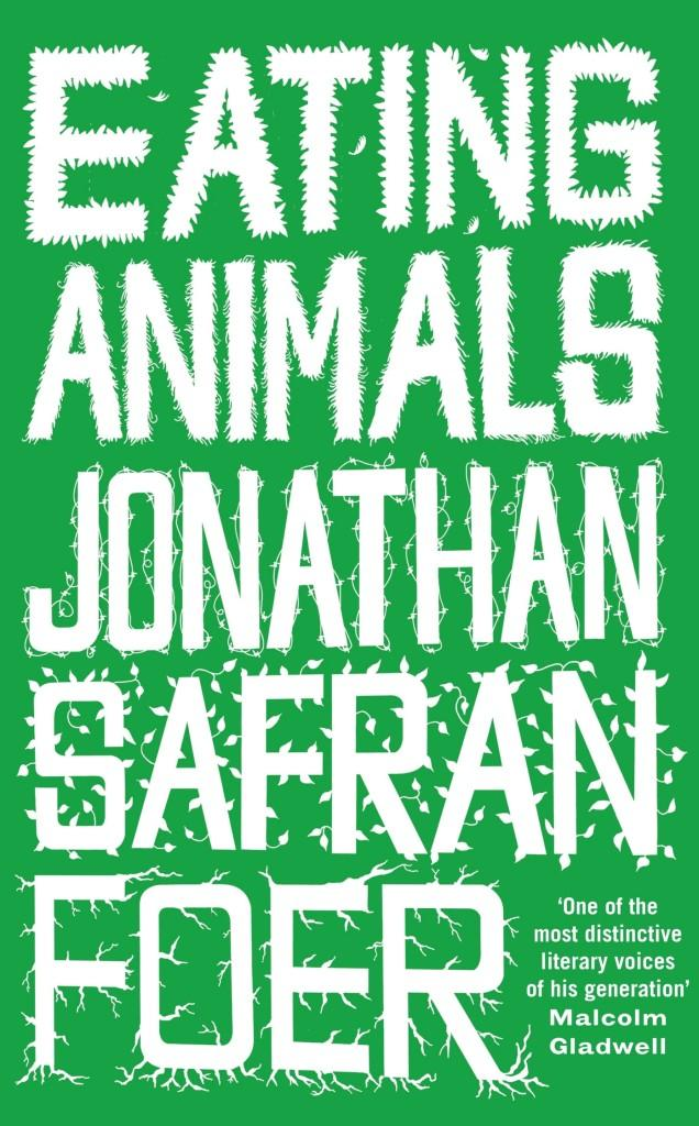 Pick+up+the+book+%E2%80%9CEating+Animals%E2%80%9D+by+Jonathan+Safran+Foer.+One+copy+is+now+available+in+The+Urban+School+library.+