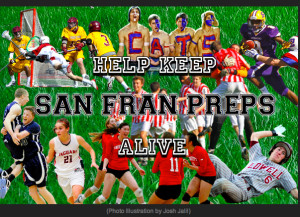 Popular San Francisco high school sports news website stays alive despite budget crisis