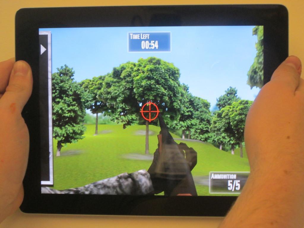NRA prompts video game debate