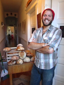 Josey Baker, a young San Francisco business owner, opened a bakery in February that offers a wide variety of breads and other goods.