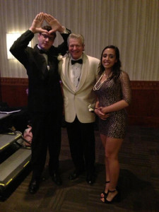 DJ Diamond Dave shines at prom, evokes reactions from students