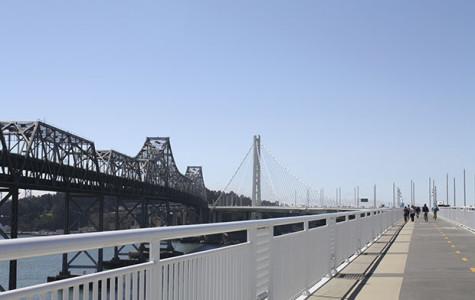 New Bay Bridge eastern span bike path, long road to nowhere