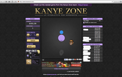 Procrastinating with Eli: Don't Let Kanye into his Zone