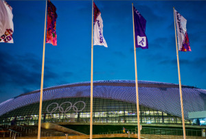 The Fisht Olympic Stadium, taken by Atos International