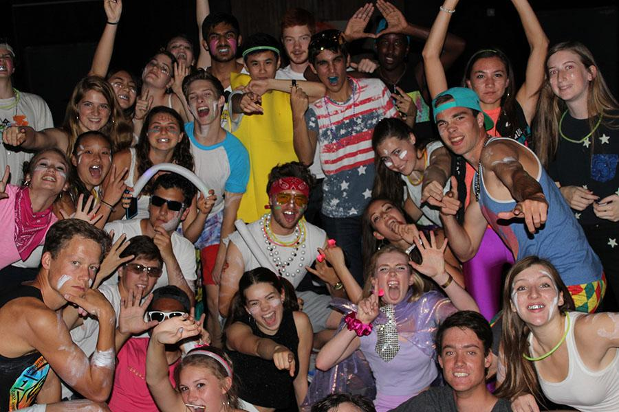 VIDEO: Space rave dance reviewed by Urban students