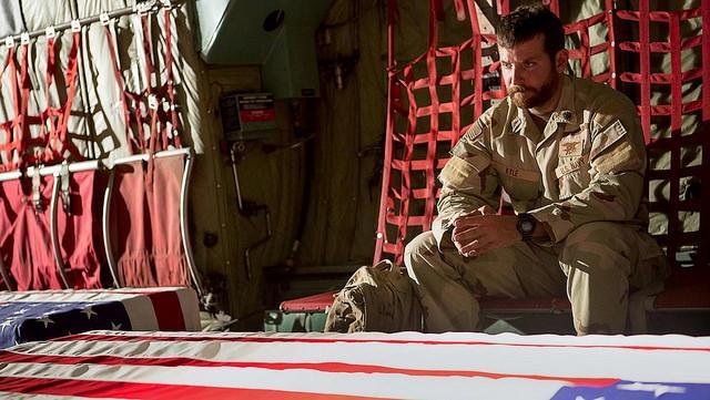 Bradley Cooper stars as ex-navy sniper in new movie
