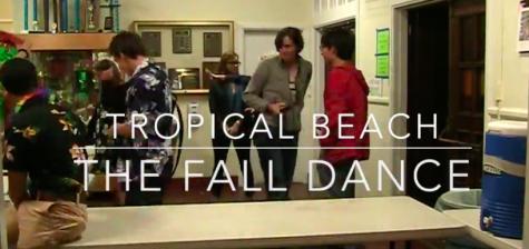 Urban fall dance video