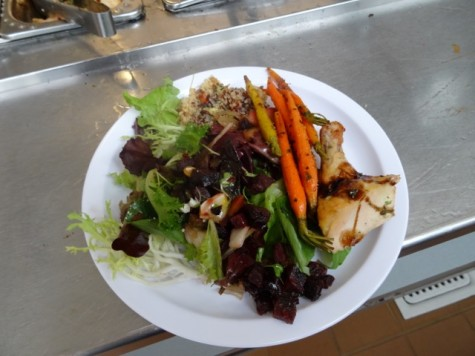New Food: An investigative report on SF Bay private school cafeteria Food