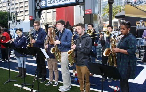 Urban Jazz Bands rock Super Bowl City