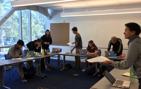 Urban's elections class analyzes 2016 race