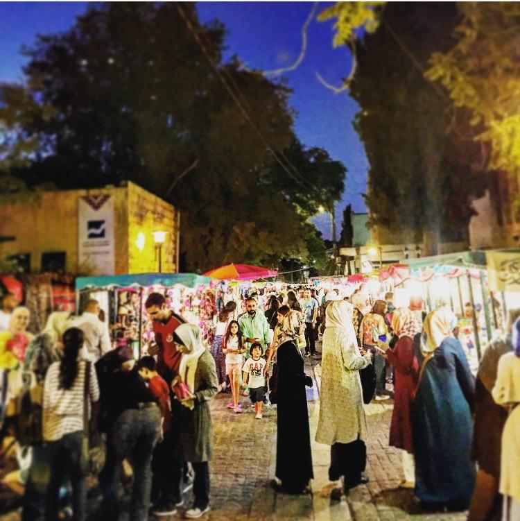 Downtown Market (Soukh Jara) سوق جارا