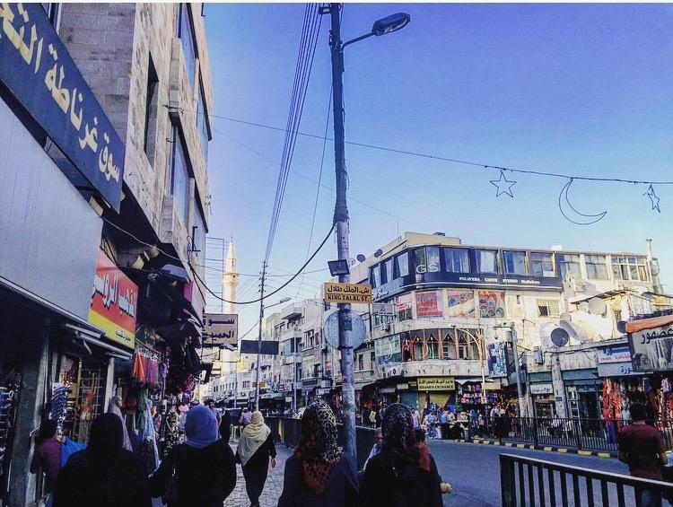 Downtown Amman وسط البلد