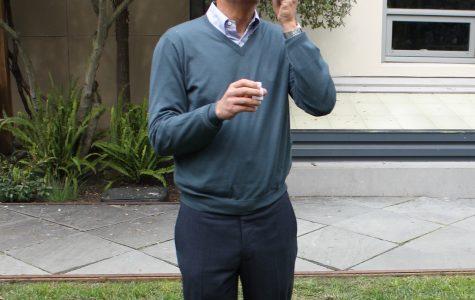 Mark Salkind: The man behind the building