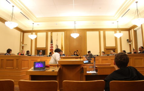 San Francisco County Youth Commission Meeting