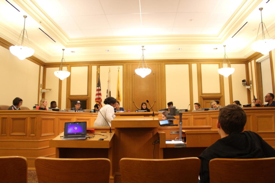 San+Francisco+County+Youth+Commission+Meeting