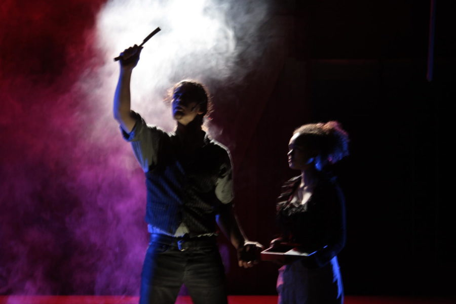 'Sweeney Todd' brings horror to the Gumption Theater