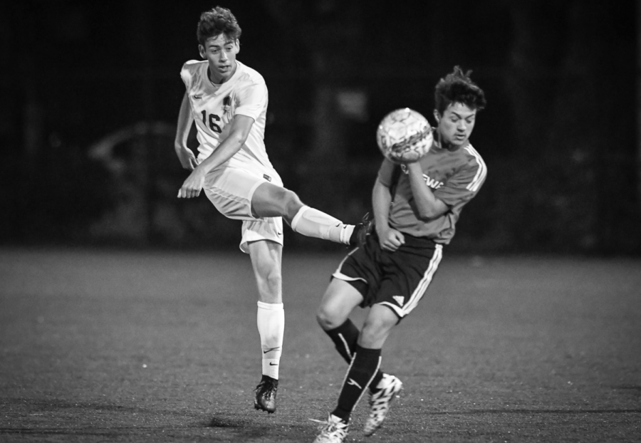 Boys soccer kicks off first winter season