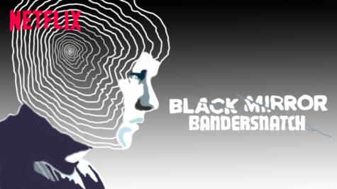 "Illustration of Netflix original ""Black Mirror: Bandersnatch,"" by Lena Bianchi, Design Editor."