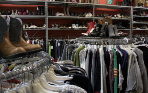 Green is the new black: thrifting could be the answer to fast fashion pollution