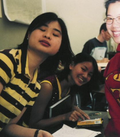 11th and 12th Grade Dean Charisse Wu in her youth. Submitted by a classmate.