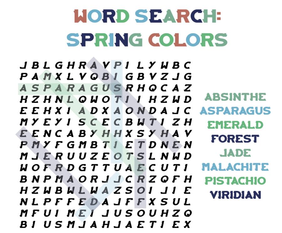 GreenWordSearch