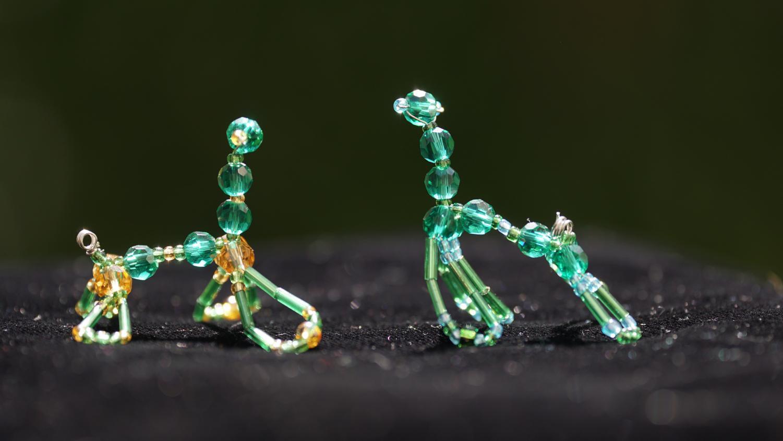 Pieces by Anna Krylova '20