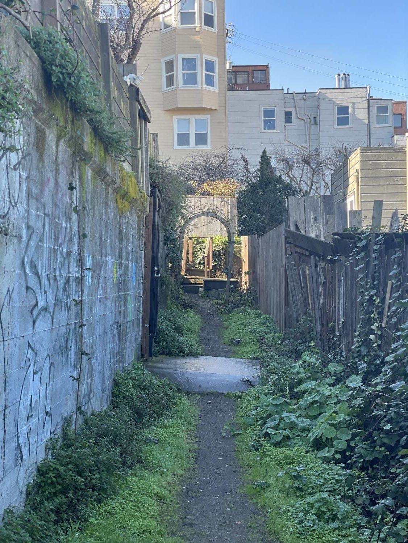 Redfield Alley