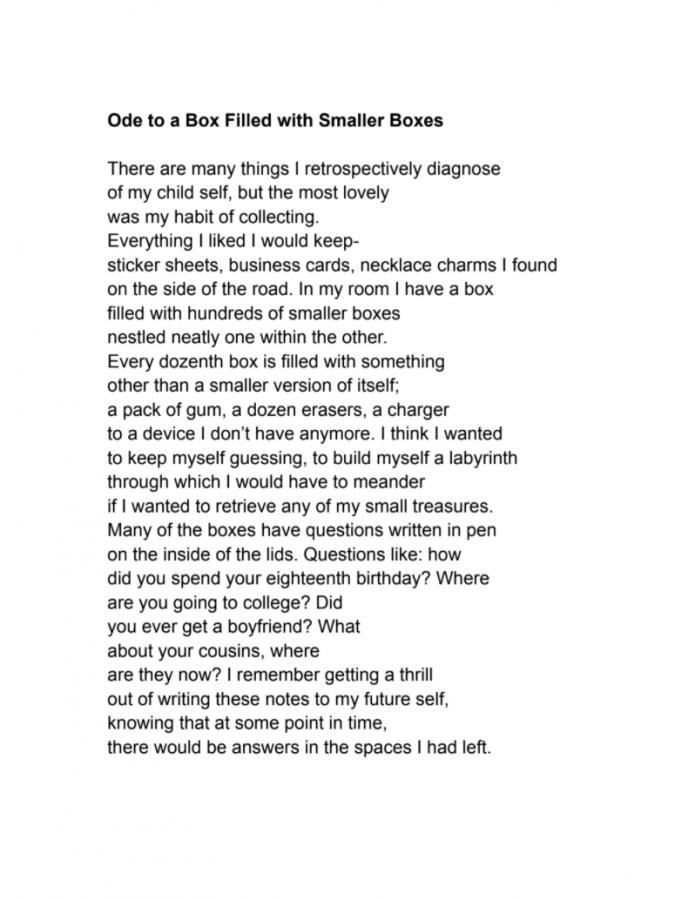 AJ Jolish's Poem